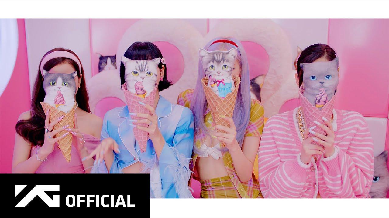 BLACKPINK - 'Ice Cream (with Selena Gomez)